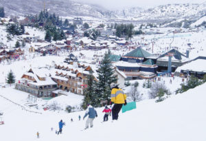 Cerro Catedral has complete facilities for your ski adventure.