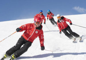 Skiing competitions are the most popular in the region.