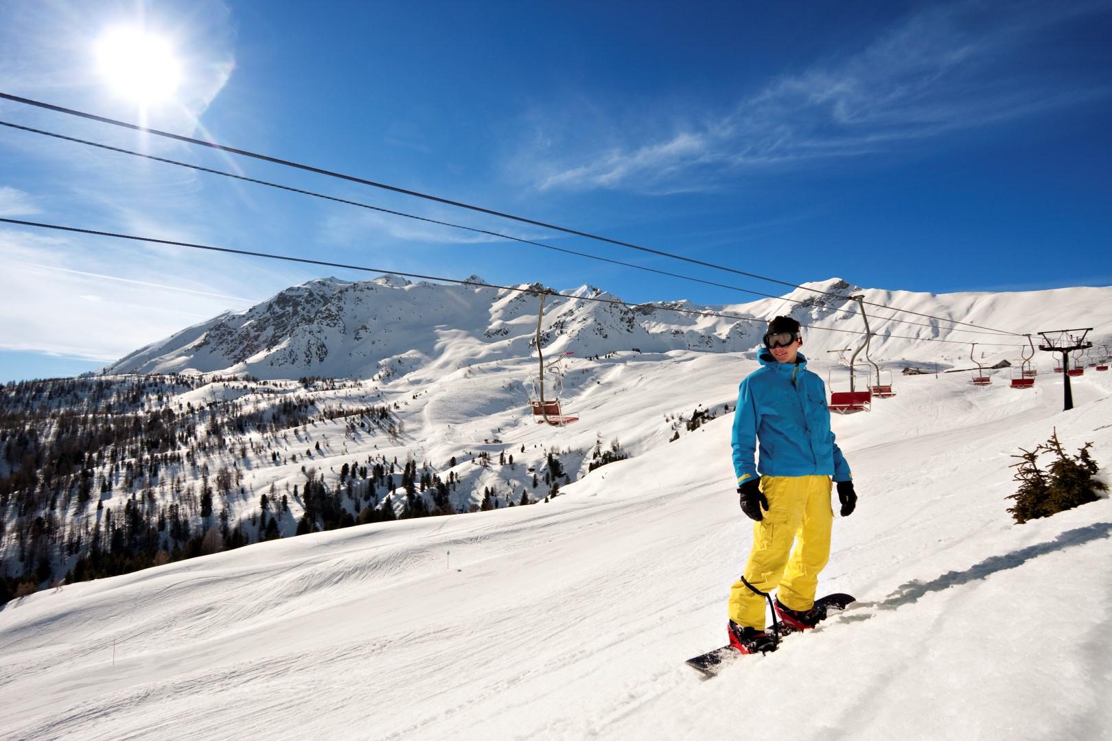 Snowboarding In Bariloche | Todo Nieve