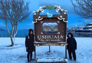 """Ushuaia - """"Fin del mundo"""""""