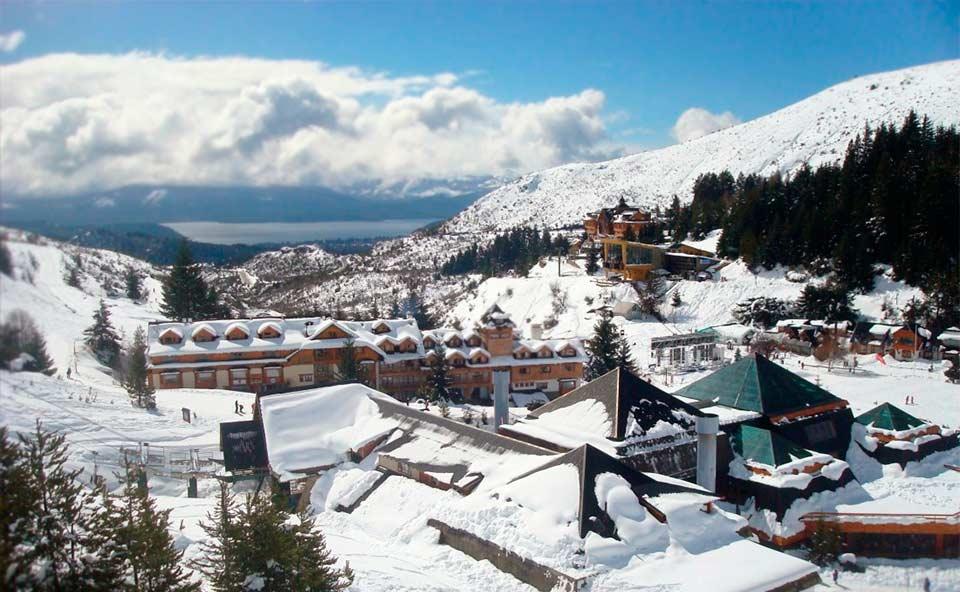 Beautiful, cold, Bariloche.