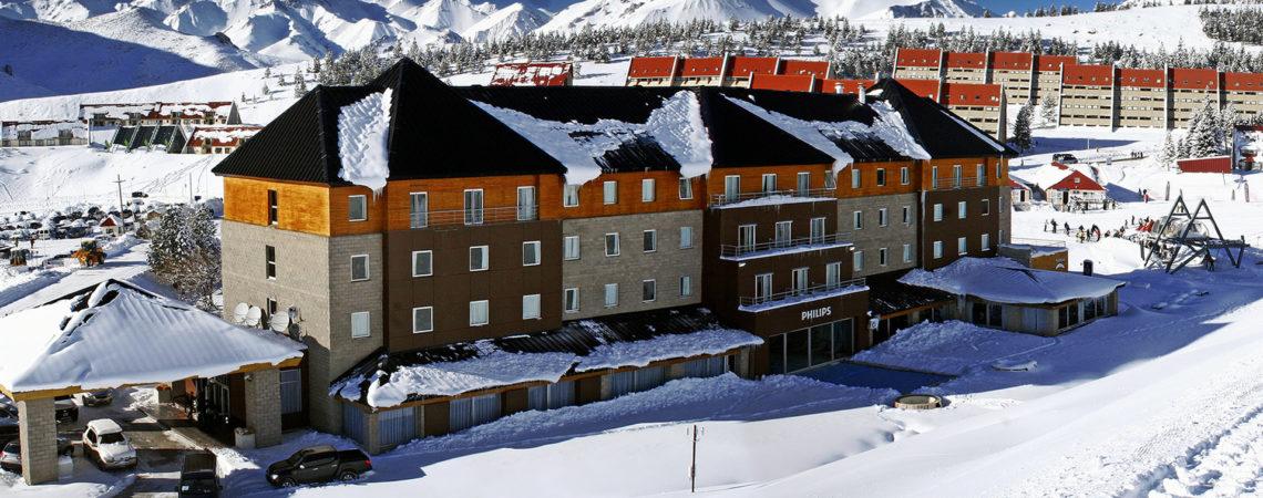 Las Leñas Skiing Resort