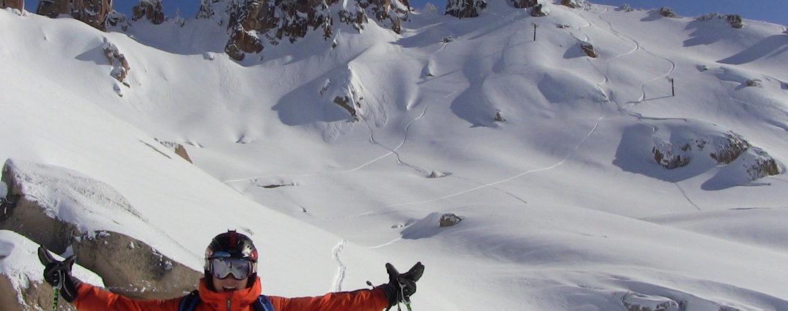 Ski resorts argentina