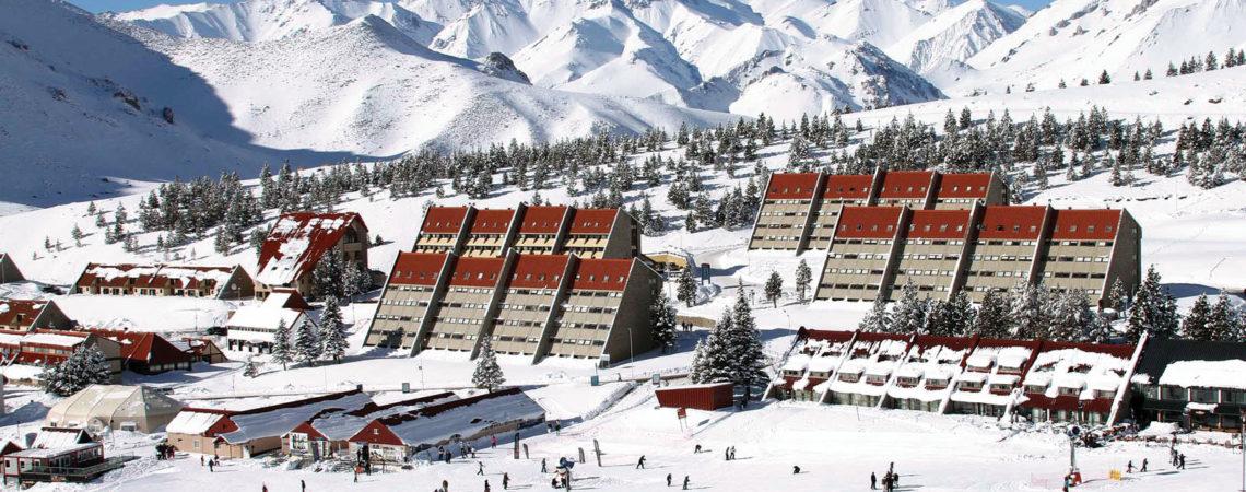 Snow Parks In Mendoza